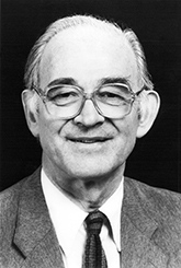 Bert Bolin, meteorologist and professor at MISU.