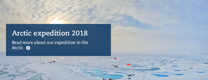 Arctic expedition 2018